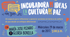 Incubadora de ideas Colombia